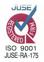 JUSE ISO 9001 JUSE-RA-175